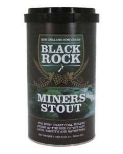 Black Rock - Celoviti ekstrakt - Craft - Miner's Stout