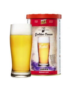 Celoviti ekstrakt - Coopers (Thomas Coopers Selection) - Golden Crown Lager