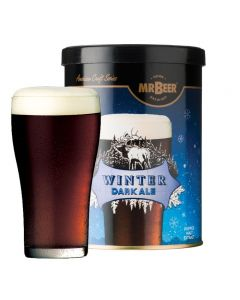 Celoviti ekstrakt - Mr. Beer - Winter Dark Ale