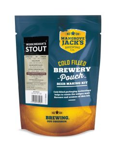 Celoviti ekstrakt - Mangrove Jack's (Traditional Series) - Workingman's Stout