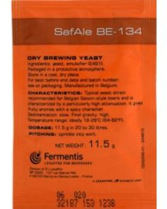 fermentis safale BE-134