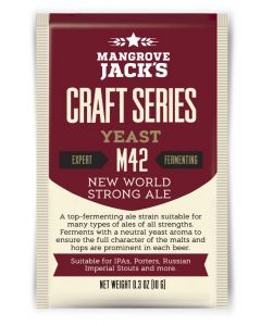 Mangrove Jack's New World Strong Ale (M42)