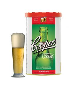 Coopers - Celoviti ekstrakt - International - European Lager