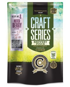 Celoviti ekstrakt - Mangrove Jack's (Craft Series) - Mixed Berry Cider