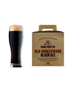Celoviti ekstrakt - Muntons Hand Crafted Old Conkerwood Black Ale