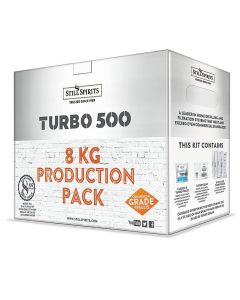 Turbo 500 - Production Pack 8kg
